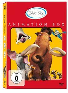Blue Sky Animation Box inkl. Ice Age 1-3, Robots & Horton hört ein Hu! [6 DVDs]