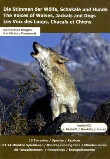 Wölfe,Schakale und Hunde