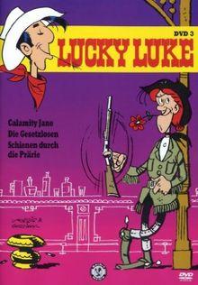 Lucky Luke - DVD 3