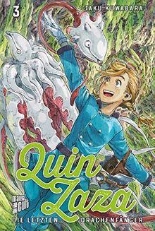 Quin Zaza - Die letzten Drachenfänger 3