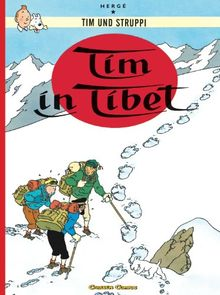 Tim und Struppi, Carlsen Comics, Neuausgabe, Bd.19, Tim in Tibet