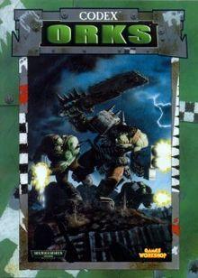 Warhammer 40, 000: Codex Orks