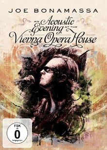 Joe Bonamassa - An Acoustic Evening at the Vienna Opera House [2 DVDs]