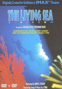 IMAX: The Living Sea [2 DVDs]