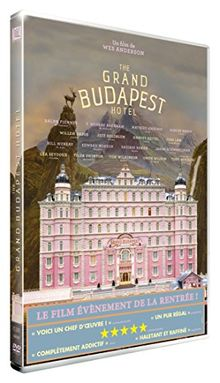 The grand budapest hôtel [FR Import]