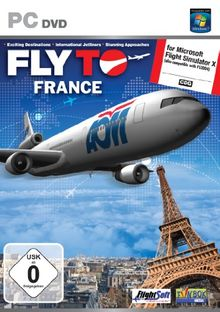 Flight Simulator X - Fly To France - [PC]