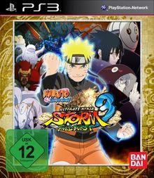 Naruto Shippuden - Ultimate Ninja Storm 3: Full Burst - D1 Edition