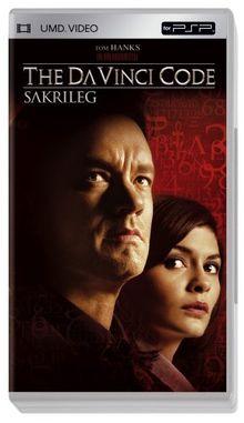 The Da Vinci Code - Sakrileg (Kinoversion) [UMD Universal Media Disc]