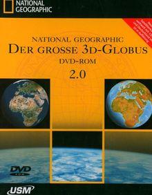 Der grosse 3D-Globus 2.0 - National Geographic