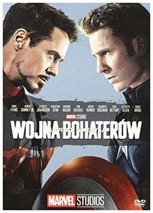 Captain America: Civil War [DVD] [Region 2] (IMPORT) (Keine deutsche Version)