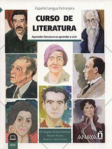 Curso de literatura (Anaya ELE): Libro (B2-C1)