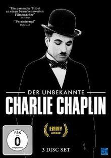 Der unbekannte Charlie Chaplin (3 Disc Set)