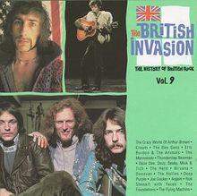 The British Invasion - The History Of British Rock Vol. 9
