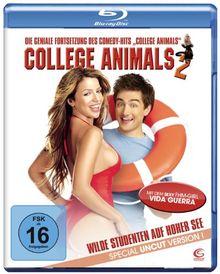 College Animals 2 - Wilde Studenten auf hoher See (Special Uncut Version) [Blu-ray]