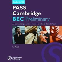 Pass Cambridge BEC: Preliminary Audio-CD Pack No.1