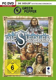 Die Siedler - Aufstieg eines Königreichs [Green Pepper] - [PC]