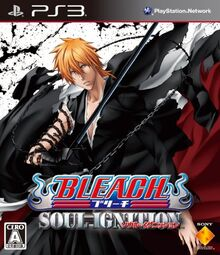 SONY BLEACH SOUL IGNITION for PS3 (japan import)