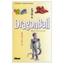 Dragon Ball, tome 26 : Le Petit Dendé