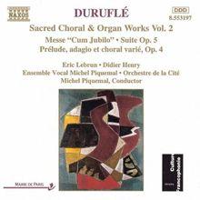 Geistliche Chorwerke / Orgelwerke Vol. 2