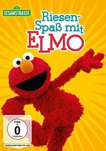 Sesamstrasse: Riesenspaß mit Elmo