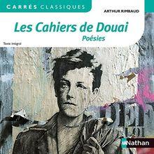 Les Cahiers de Douai : Poésies