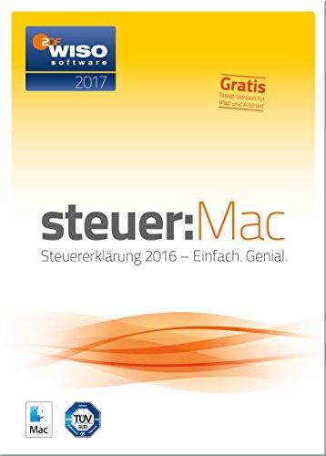 Wiso Steuermac 2017 Für Steuerjahr 2016 Frustfreie Verpackung