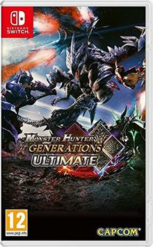 Capcom Monster Hunter Generations Ultimate|Standard|1 Gerät|5 Jahre|Nintendo Switch|USB Stick|USB Stick
