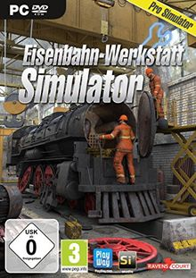 Eisenbahn-Werkstatt Simulator [PC]