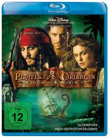 Fluch der Karibik 2 - Pirates of the Caribbean (2 Discs) [Blu-ray]