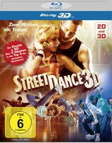 StreetDance 3D (inkl. 2D Version) [Blu-ray 3D] [Deluxe Edition] [Deluxe Edition]