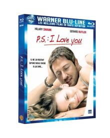 P.s : I love you [Blu-ray] [FR Import]