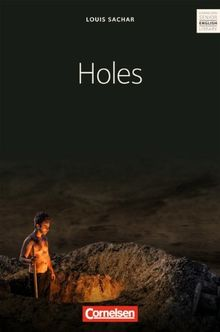 Cornelsen Senior English Library - Fiction: Ab 10. Schuljahr - Holes: Textband mit Annotationen