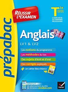 Prepabac Cours et entrainement: Anglais Tle LV1 LV2