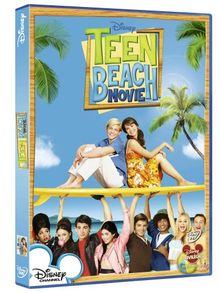 Teen beach movie [FR Import]