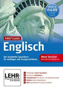 First Class Sprachkurs Englisch 16.0