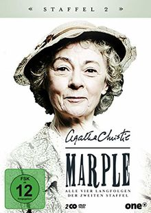 Agatha Christie: Marple - Staffel 2 [2 DVDs]