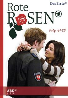 Rote Rosen - Folge 41-50 [3 DVDs]