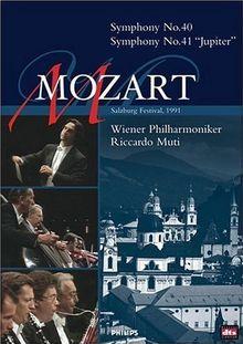 Mozart, Wolfgang Amadeus - Symphonien Nr.40, Nr. 41, Divertimento D-Dur