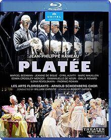 Rameau: Platée [Theater an der Wien, December 2020] [Blu-ray]