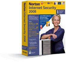 Norton Internet Security 2008 incl. Norton AntiBot - Upgrade*