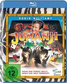 Jumanji [Blu-ray]