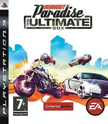 Third Party - Burnout paradise - the ultimate box Occasion [ PS3 ] - 5030931067037