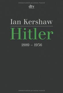 Hitler: 1889 - 1936