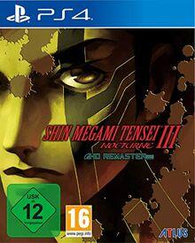 Shin Megami Tensei III Nocturne HD Remaster (Playstation 4)