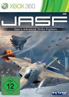 Jane's Advanced Strike Fighters (XBox360)