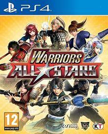 Warriors All Stars Jeu PS4