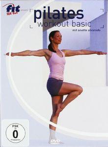 Pilates Workout Basic - mit Anette Alvaredo