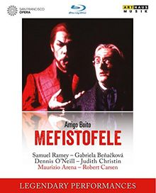 Boito: Mefistofele (Legendary Performances) [Blu-ray]