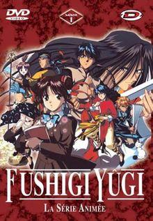 Fushigi yugi saison 1 [FR Import]