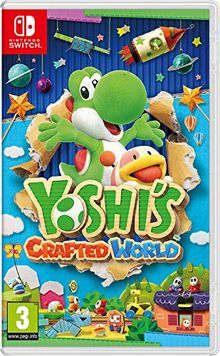 Yoshi's: Crafted World Jeu Switch